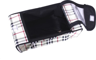 PSH burbery shoekit Travel Shaving Kit   Bag White