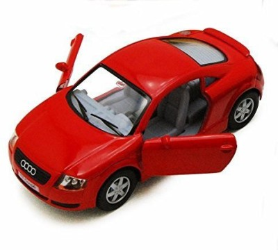Kinsmart Audi TT Coupe scale Diecast Model Toy Car(Red)  available at flipkart for Rs.2509