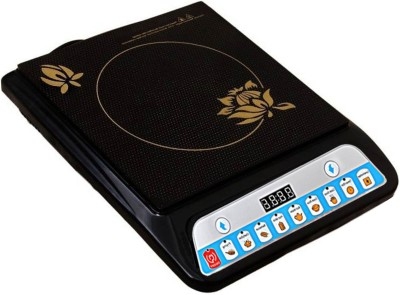 ILU Premier A8 Induction Cooktop Induction Hob Electric Countertop Burner Induction Cooktop(Black, Push Button)  available at flipkart for Rs.1250