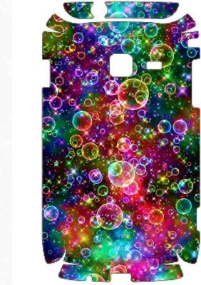 Snooky 41SknSmsngWaveYS5380 Samsung Wave Y S5380 Mobile Skin(Multicolor)
