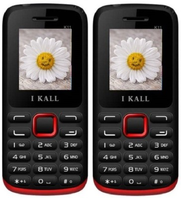I Kall K11(Red)