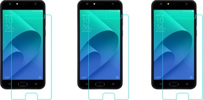 ACM Tempered Glass Guard for Asus Zenfone 4 Selfie Zb553kl(Pack of 3)