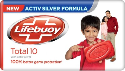 Lifebuoy Total 10 Soap(125 g)