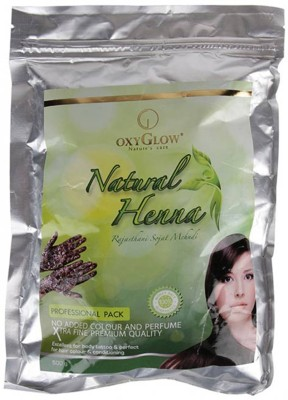 OxyGlow cosmetics Natural Heena(200 g)  available at flipkart for Rs.63