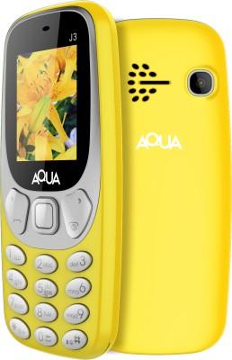 Aqua J3(Yellow)
