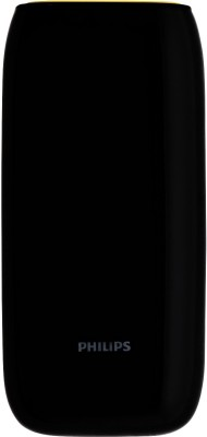 Philips DLP5206 Li-Ion Battery Power Bank, 5200 mAh (Black)