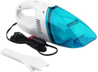 Lagom 12V Portable Car Vacuum Cleaner(Multicolor)  available at flipkart for Rs.449