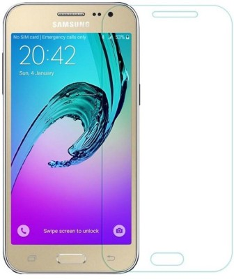 Sprik Tempered Glass Guard for Samsung Galaxy J2 (2017)(Pack of 1)