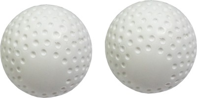 PSE Field Turf Hockey Ball -   Size: Standard(Pack of 2, White)