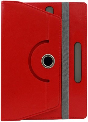 Fastway Book Cover for Swipe MTV Slash Tablet(Red)