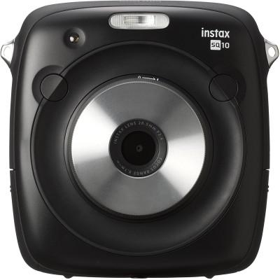 Fujifilm Square Instax Sq10 Hybrid Instant Camera(Black) 1