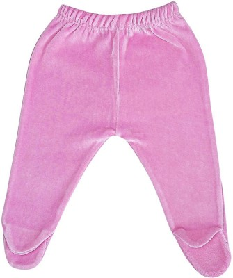 Cradle Togs Legging For Baby Girls(Pink Pack of 1)