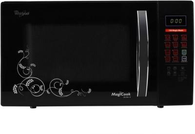 Whirlpool 25 L Convection Microwave Oven(MAGICOOK 25L ELITE-BLACK, Black)