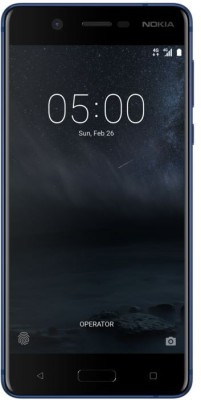 Nokia 5 DS (Nokia TA-1053) 16GB 3GB RAM Tempered Blue Mobile
