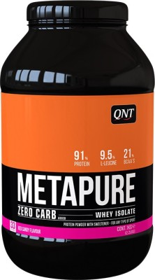 QNT Metapure Zero Carb Whey Protein(1 kg, Red Candy)