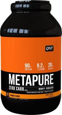 QNT Metapure Zero Carb Whey Protein(2 kg, Tiramisu)