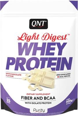 QNT Light Digest Whey Protein(500 g, White Chocolate)