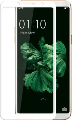 Hupshy Tempered Glass Guard for Oppo F5 Pack of 1