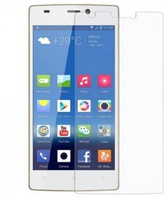Cowboy Tempered Glass Guard for Gionee Pioneer P2s(Pack of 2)