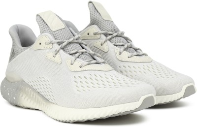 brand new d4ceb b4afc ADIDAS ALPHABOUNCE 1 REIGNING CHAMP M Running Shoes For Men(White, Grey)