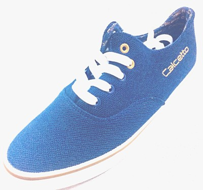 Calcetto 243 Canvas Shoes For Men(Navy