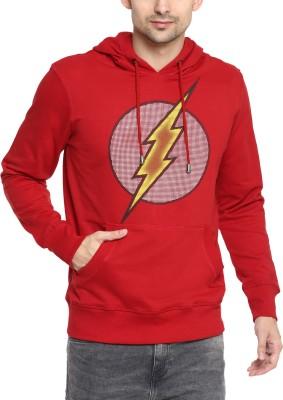 DC Comic Full Sleeve Printed Men Sweatshirt at flipkart