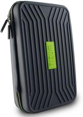 Tizum Portable EVA Electronic Travel Gadgets   Accessories Organizer Multipurpose Pouch Grey Tizum Travel Organizers