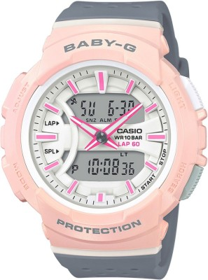 Casio BX094 Baby-G Analog-Digital Watch For Women