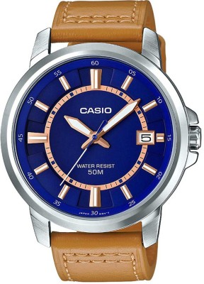 Casio A1242 Enticer Men Analog Watch For Men