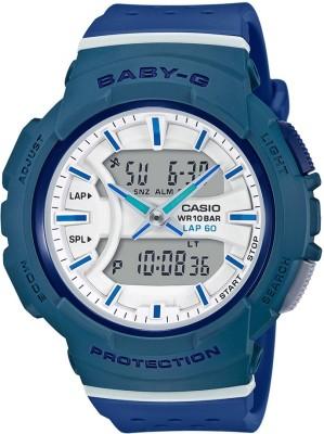 Casio BX093 Baby-G Analog-Digital Watch For Women
