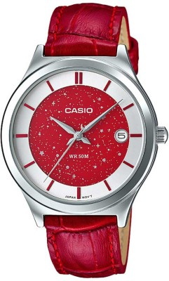 Casio A1234 Enticer Lady Analog Watch For Women