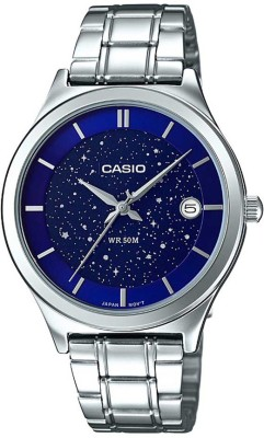 Casio A1231 Enticer Lady Analog Watch For Women