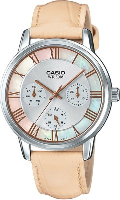 Casio A1249 Enticer Lady Analog Watch For Women