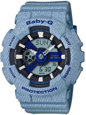 Casio B200 Baby-G Analog-Digital Watch For Women