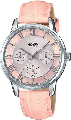 Casio A1247 Enticer Lady Analog Watch For Women