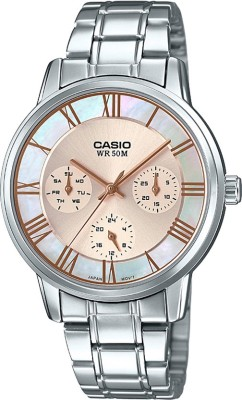 Casio A1246 Enticer Lady Analog Watch For Women