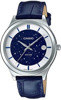 Casio A1233 Enticer Lady Analog Watch For Women