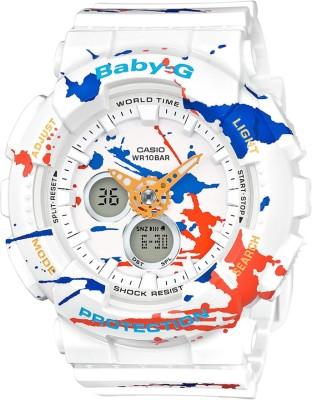 Casio BX091 Baby-G Analog-Digital Watch For Women
