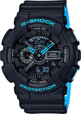 Casio G727 G-Shock Analog-Digital Watch For Men