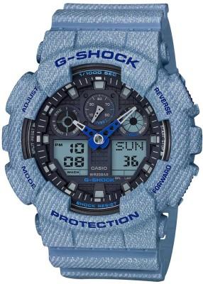 Casio G758 G-Shock Analog-Digital Watch For Men