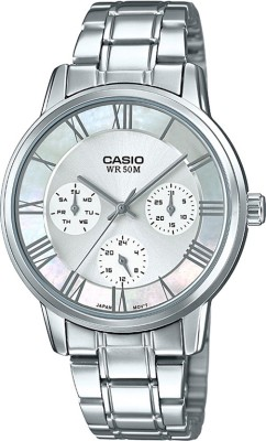 Casio A1245 Enticer Lady Analog Watch For Women