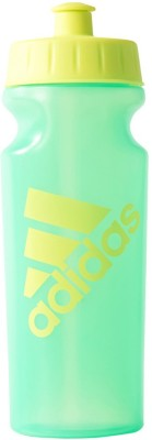 Adidas Perf 500 ml Sipper(Pack of 1, Green, Yellow)