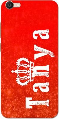 Aseria Back Cover for V5 Lite/Vivo Y66(Tanya Red, Plastic) Flipkart