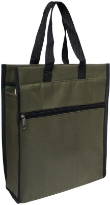 HD Hand-held Bag(Green)  available at flipkart for Rs.165