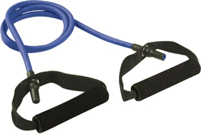 Cosco Exercise Toning Tube Resistance Tube(Blue)  available at flipkart for Rs.355