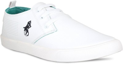Genial Casuals, Sneakers(White)