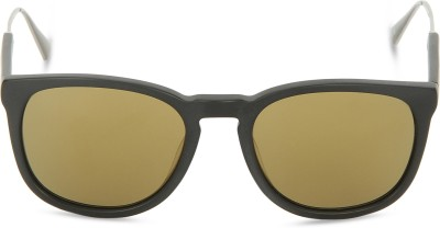 Harley Davidson Round Sunglasses(Multicolor) at flipkart