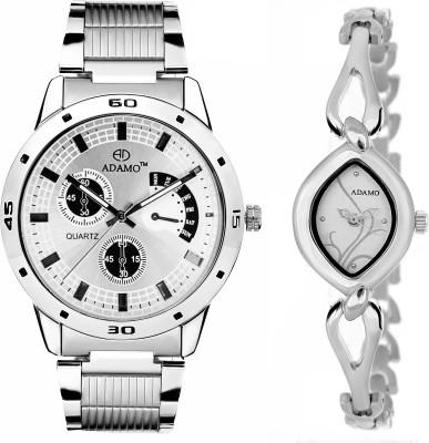 ADAMO 109-327SM01 Designer Watch  - For Men & Women