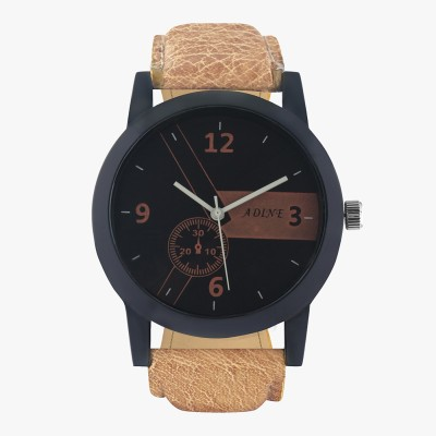 Adine AD_7002Ten_Black Fashion Hybrid Watch  - For Men