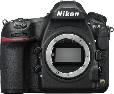Nikon FX D850 DSLR Camera BODY(Black)